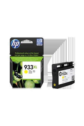 HP 933XL CN056AE ראש דיו צהוב מקורי