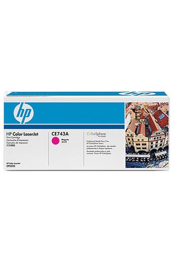 HP Color LaserJet CE743A Magenta טונר מקורי