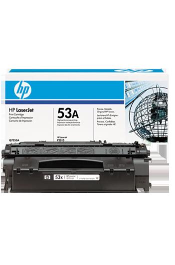 HP 53A Q7553A טונר מקורי