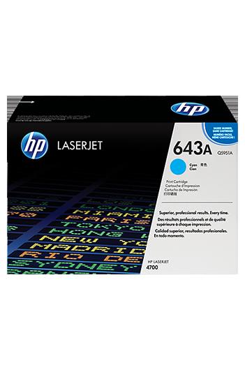 HP Q5951A 4700  טונר מקורי