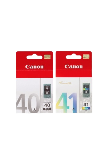 Canon PG40+CL41 - סט 2 ראשי דיו