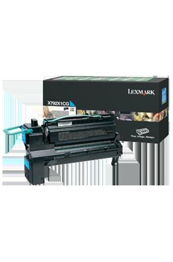 Lexmark X792X1CG טונר מקורי