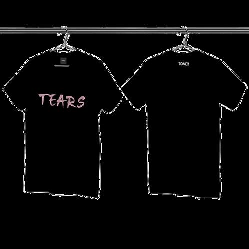 TEARS BLACK T-SHIRT