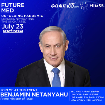 BENJAMIN NETANYAHU - Futuremed 2020 Kit
