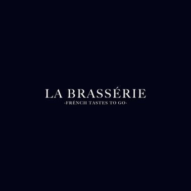 LA BRASSERIE - Logo Design