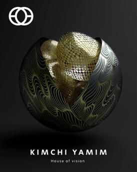 KIMCHI YAMIM - Brand Graphic