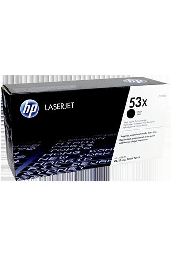 HP 53X Q7553X טונר מקורי