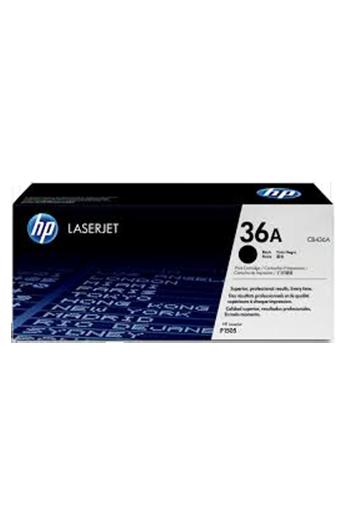 HP 36A CB436A  טונר מקורי