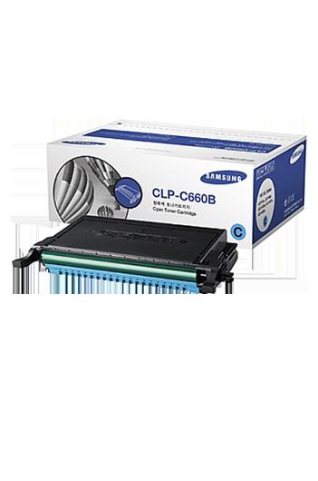 Samsung CLPC660B טונר מקורי