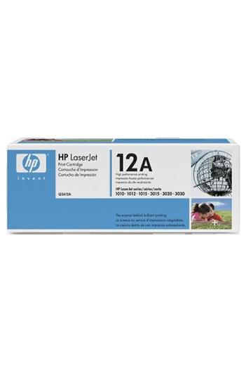 HP Q2612A טונר מקורי