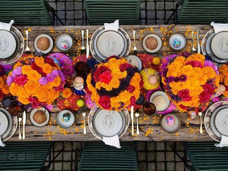 ¿Quieres decorar tu casa para el día de muertos o halloween? Checa como aquí