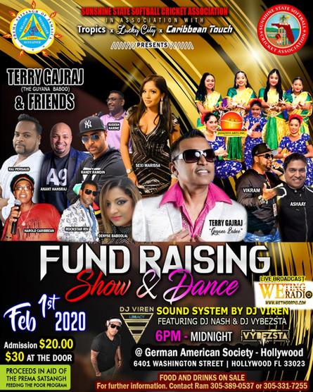Fund Raising Saturday Feb. 1st, 2020