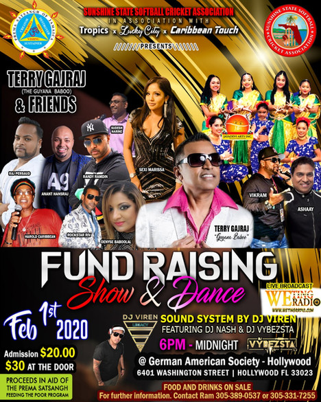 Fund Raising Saturday Feb. 1st, 2020