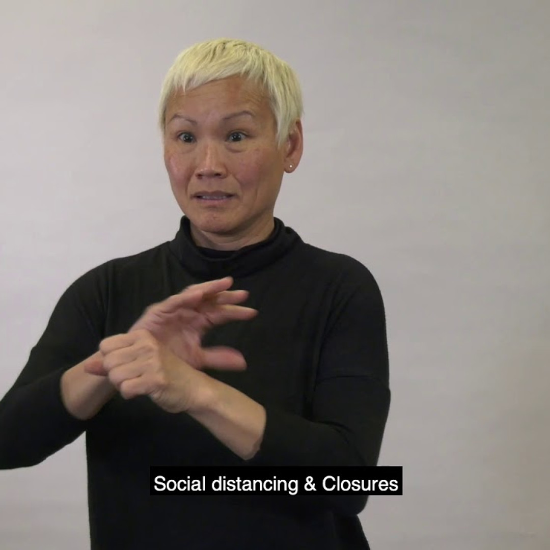 ASL COVID-19 Video Series - What is Social Distancing?