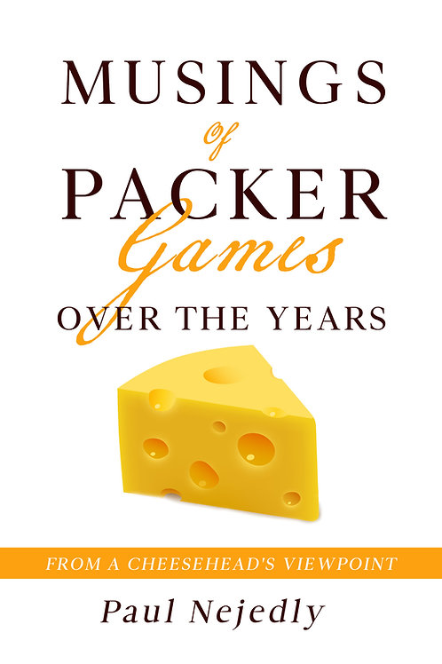 Musings of Packer Games Over the Years