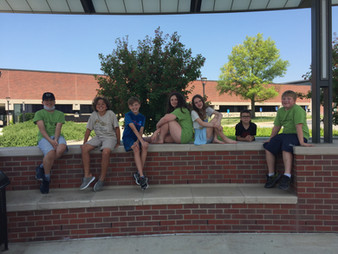 Final Day (Elementary/Middle School) - Camp Shakespeare 2021