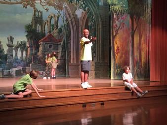Performance - Camp Shakespeare 2021