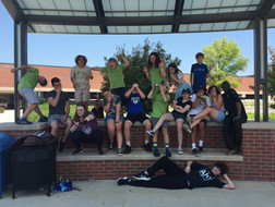 Final Day (full group) - Camp Shakespeare 2021