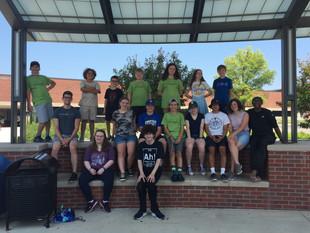 Shakespeare 2021 students