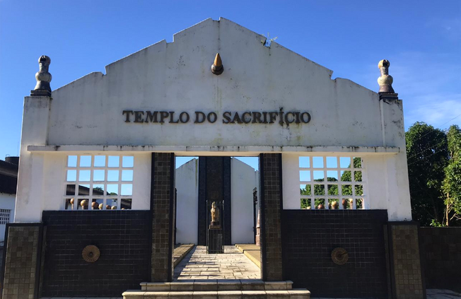 TEMPLO DO SACRIFÍCIO