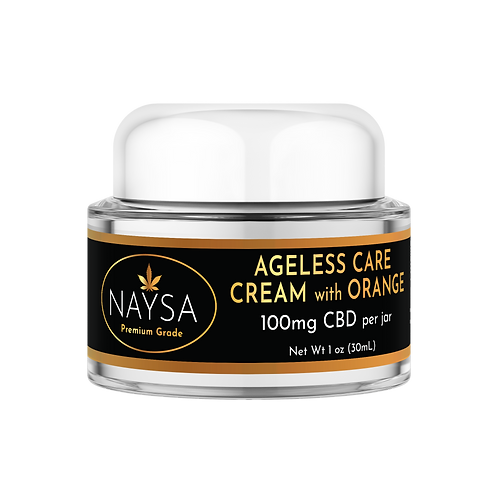 Ageless Care Cream with Orange