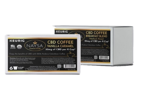 CBD Coffee K-Cup