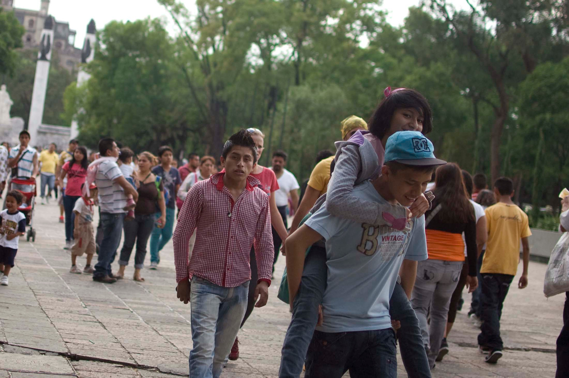 Bosque de Chapultepec, Mexico D.F., 2014