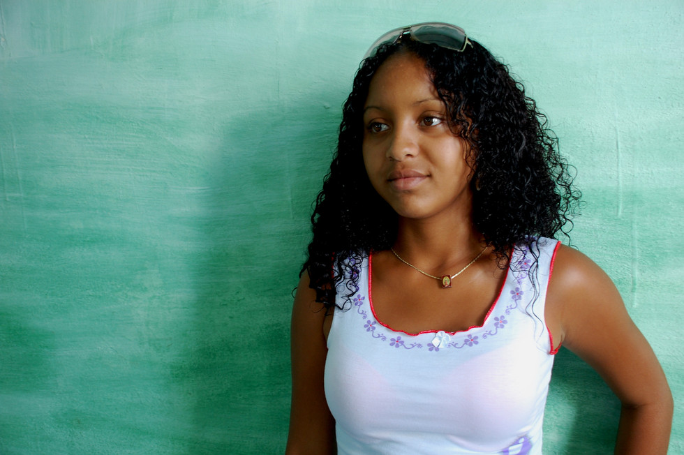 Daismelys, Havana, 2008