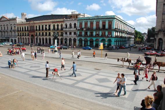 La Habana Vieja, Old Havana, 2008