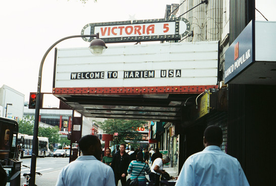 WELCOME TO HARLEM USA, Harlem, 2011