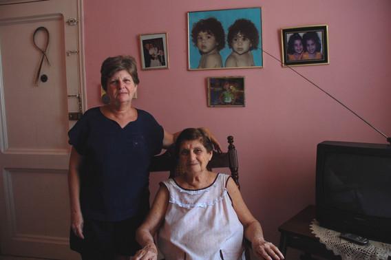The matriarchs, Havana, 2008