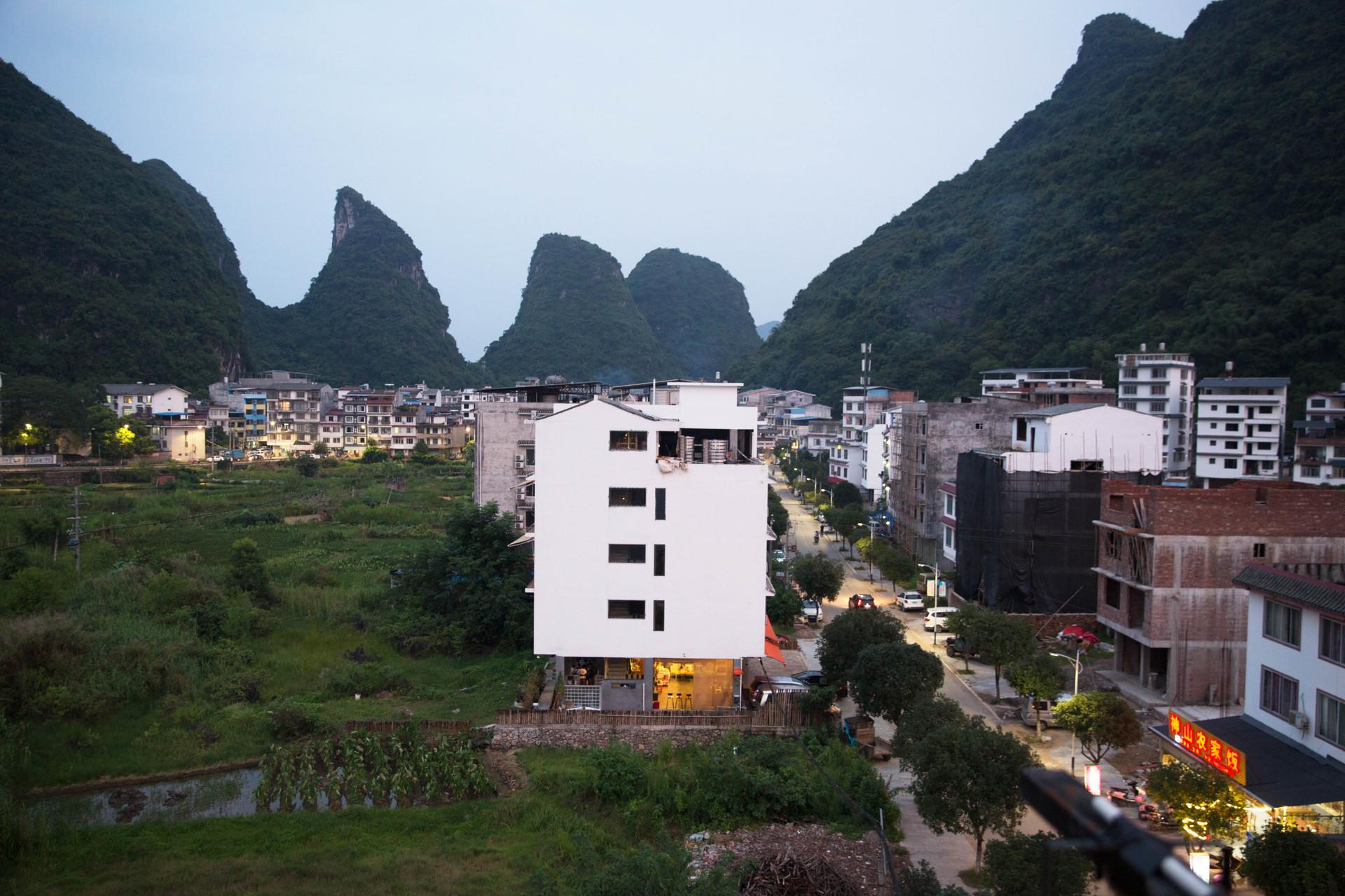 Yangshuo, 2018