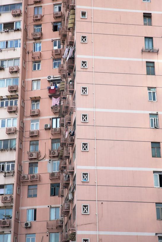 Apartments, Shanghai, 2018