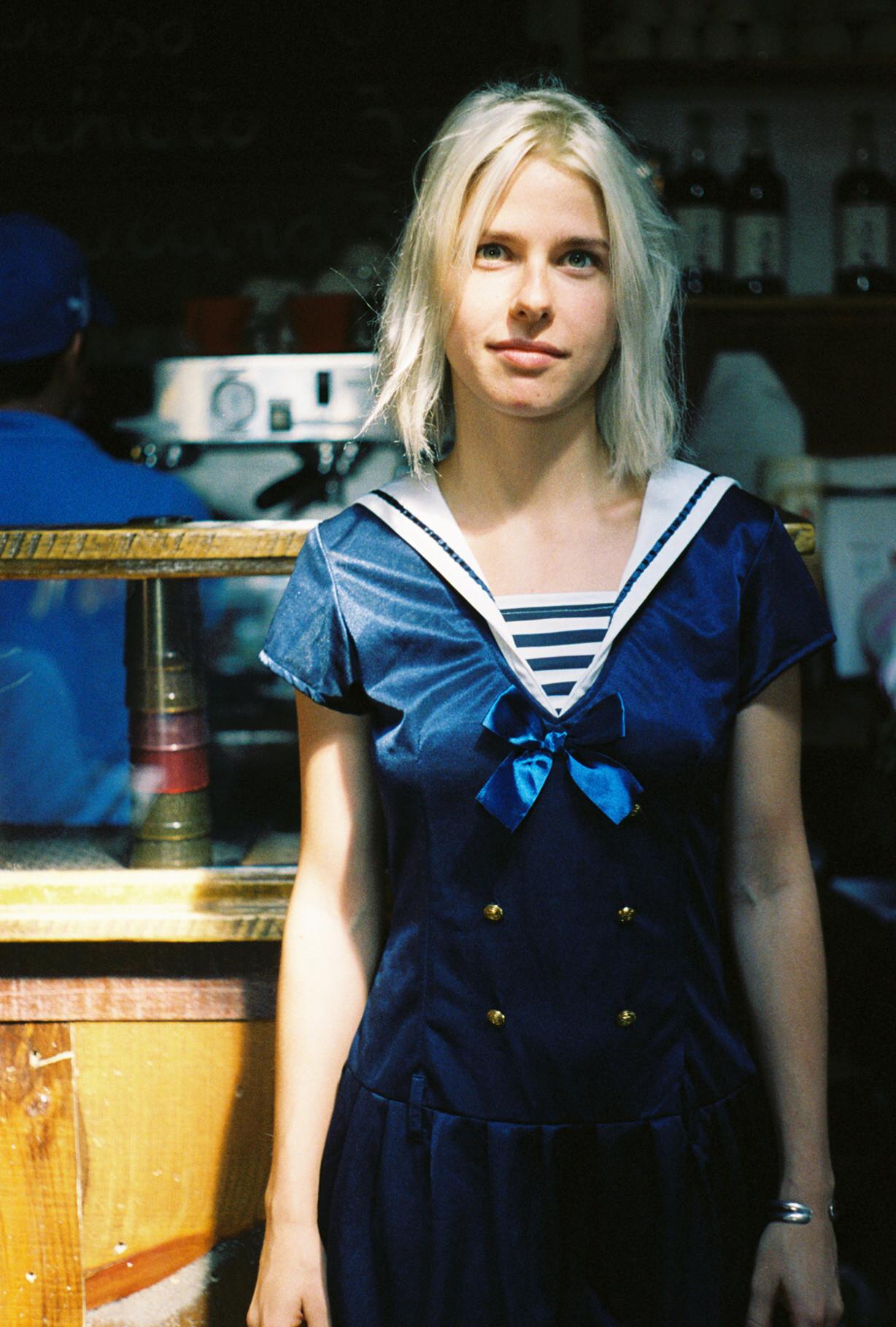 Waitress, Brooklyn, 2011