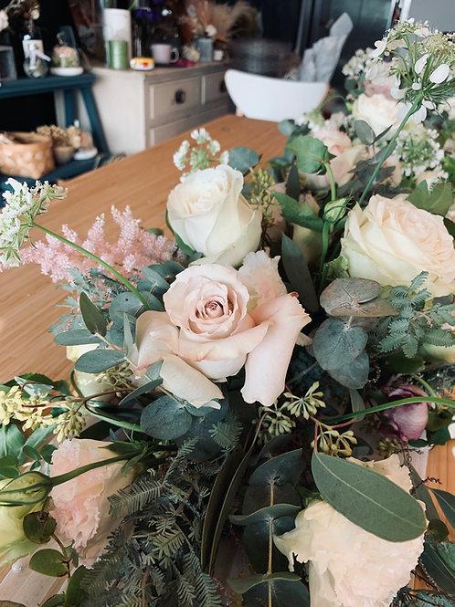 花藝課程-休閒花藝班