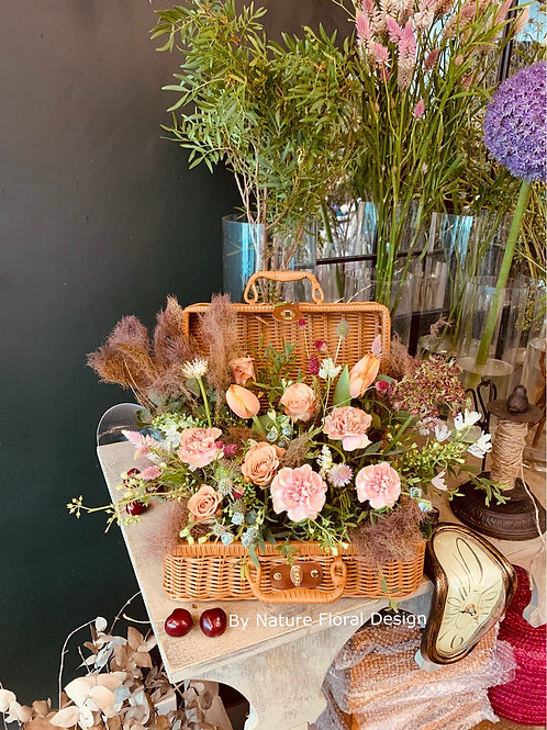 8月workshop-帶著花去旅行