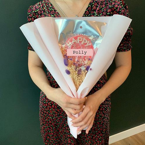 Custom-made Lollipop Bouquet