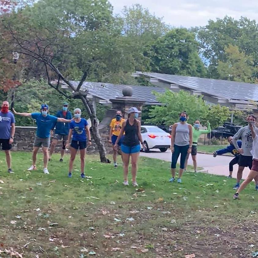 City Group Run