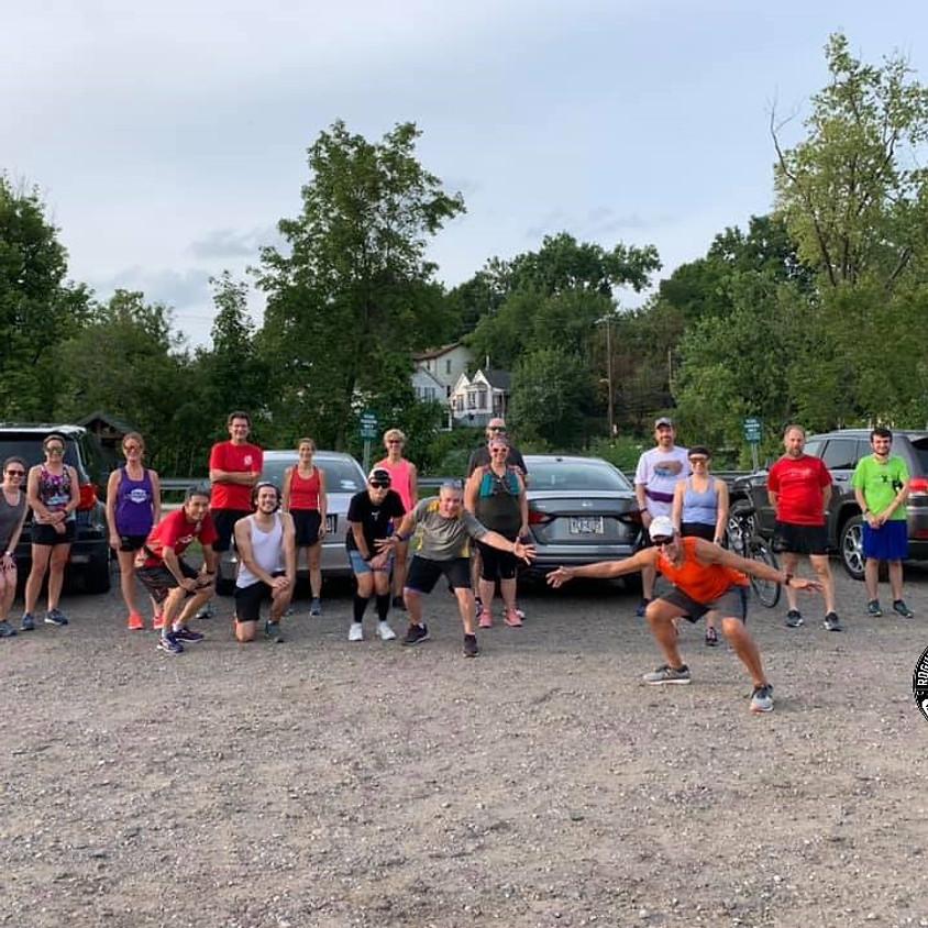 Robinson Group Run