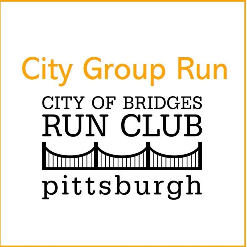 Pittsburgh Group Run - Squirrel Hill