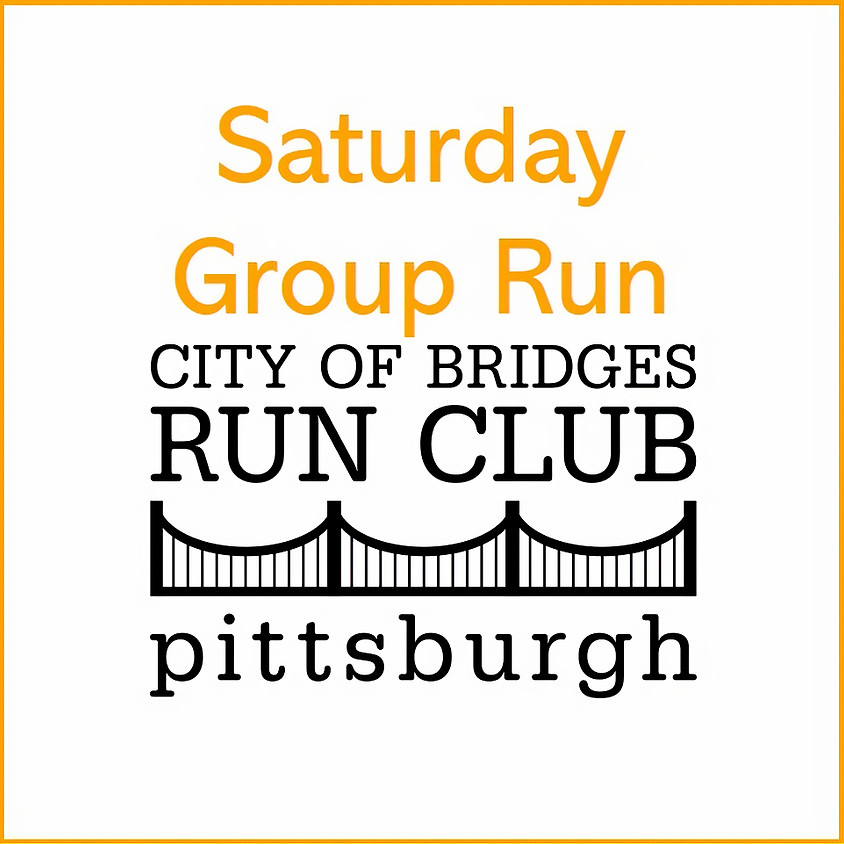 Saturday Group Run - Riverfront Park (Southside)