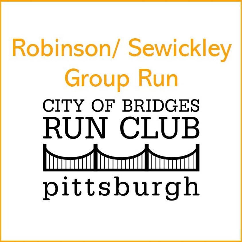 Robinson Group Run  - Dunkin'