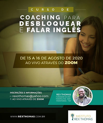 08 - 2020 - English Weekend Immersion -