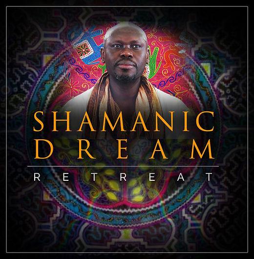 2021 - LOGO SHAMANIC DREAM - Retreat cop