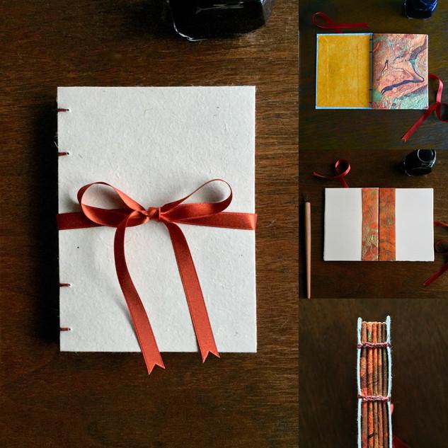Orange Little Simple Book