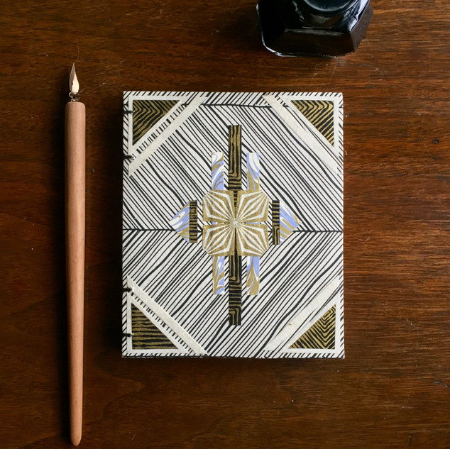 Book of Stripes Horizontal