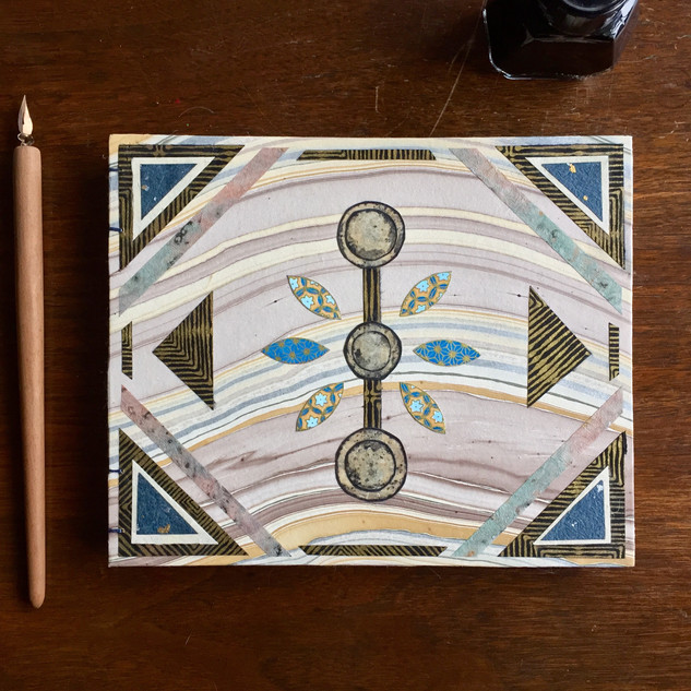 Moon Geometry Book