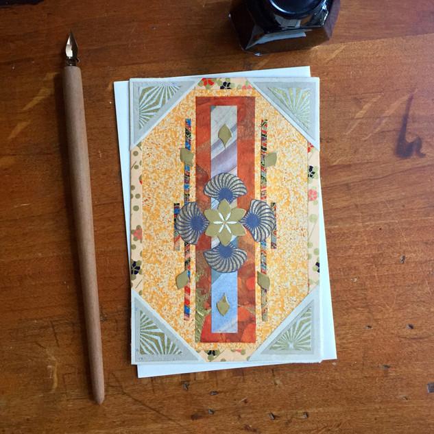 Desert Star Card