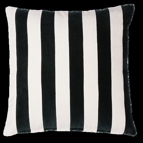 Striped Velvet Cushions Colours