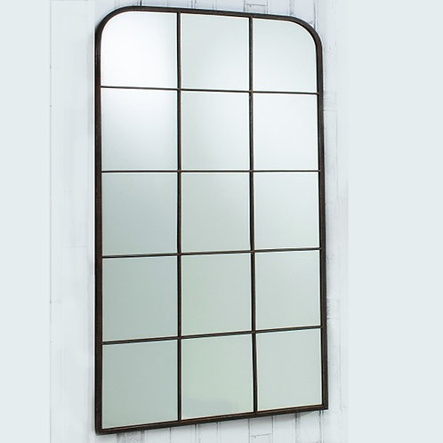 Industrial Indoor / Outdoor Window Mirror